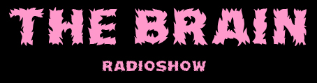 The Brain radioshow banner